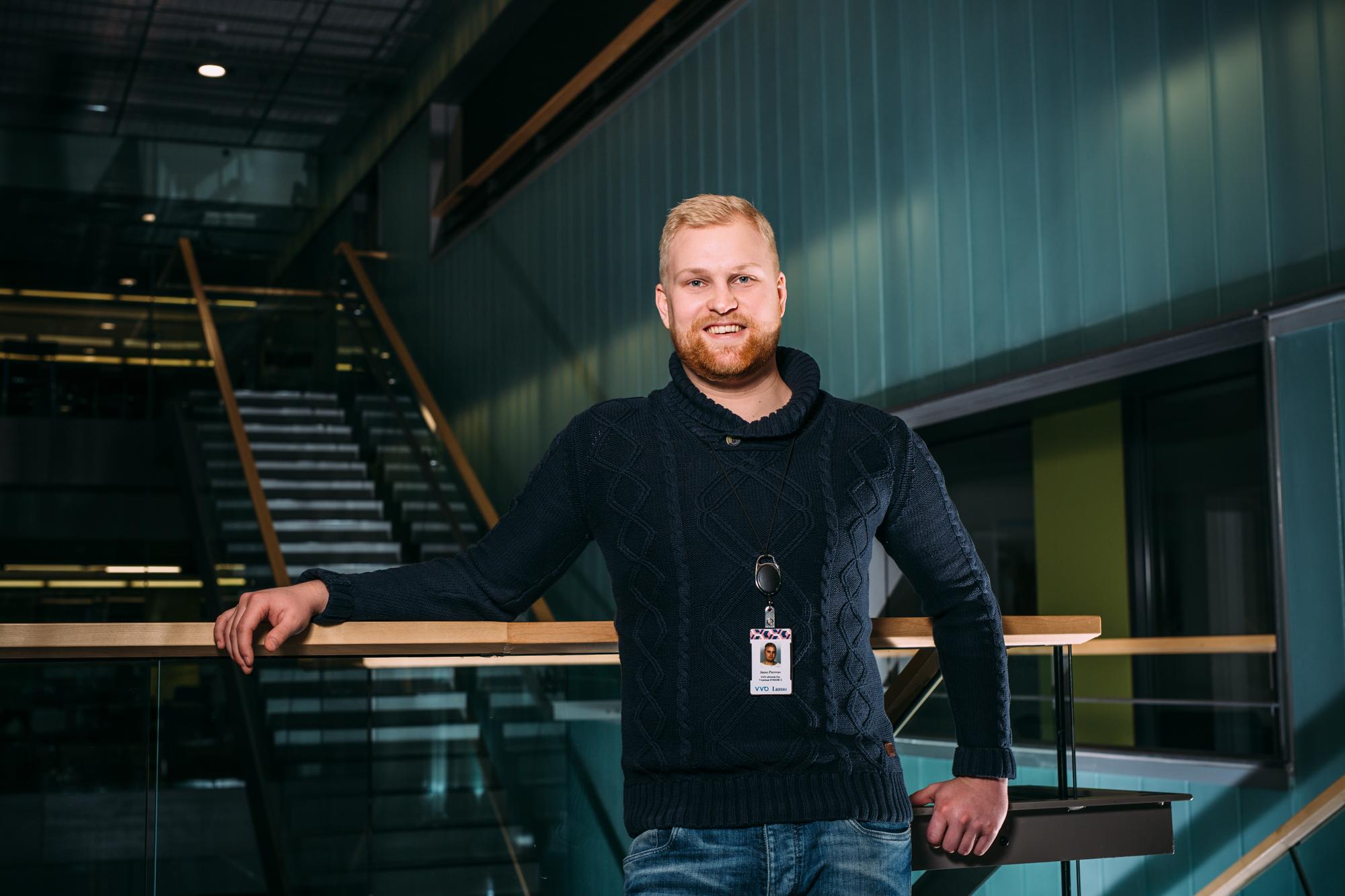 Kojamon kesätyössä korostuu asiakaslähtöinen ja energinen asenne. Kuva: Niko Jekkonen