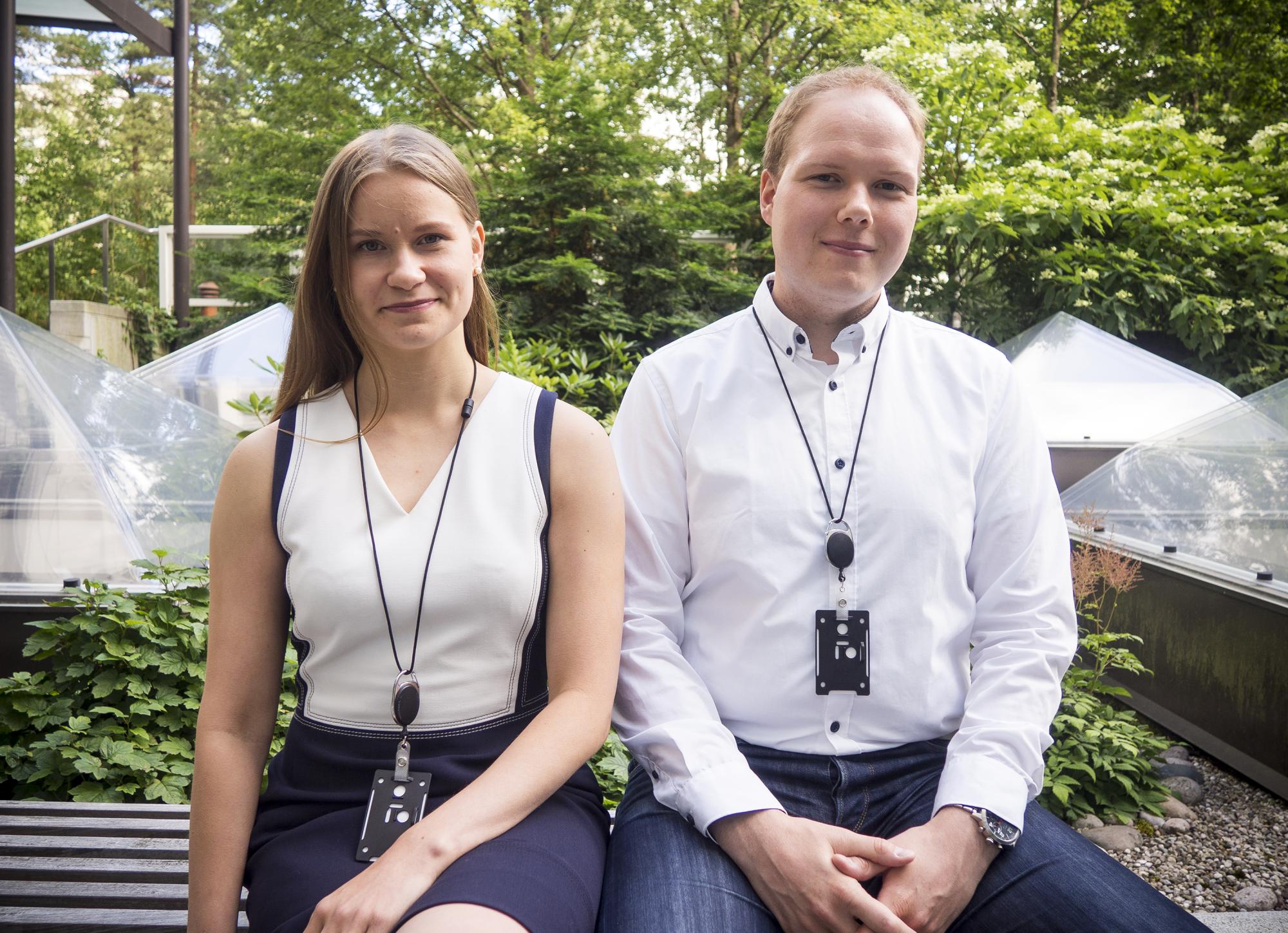 Työeläkeyhtiö Elo tarjoaa vastuuta ja vaihtelevia työtehtäviä. Kuva: Sonja Taipale