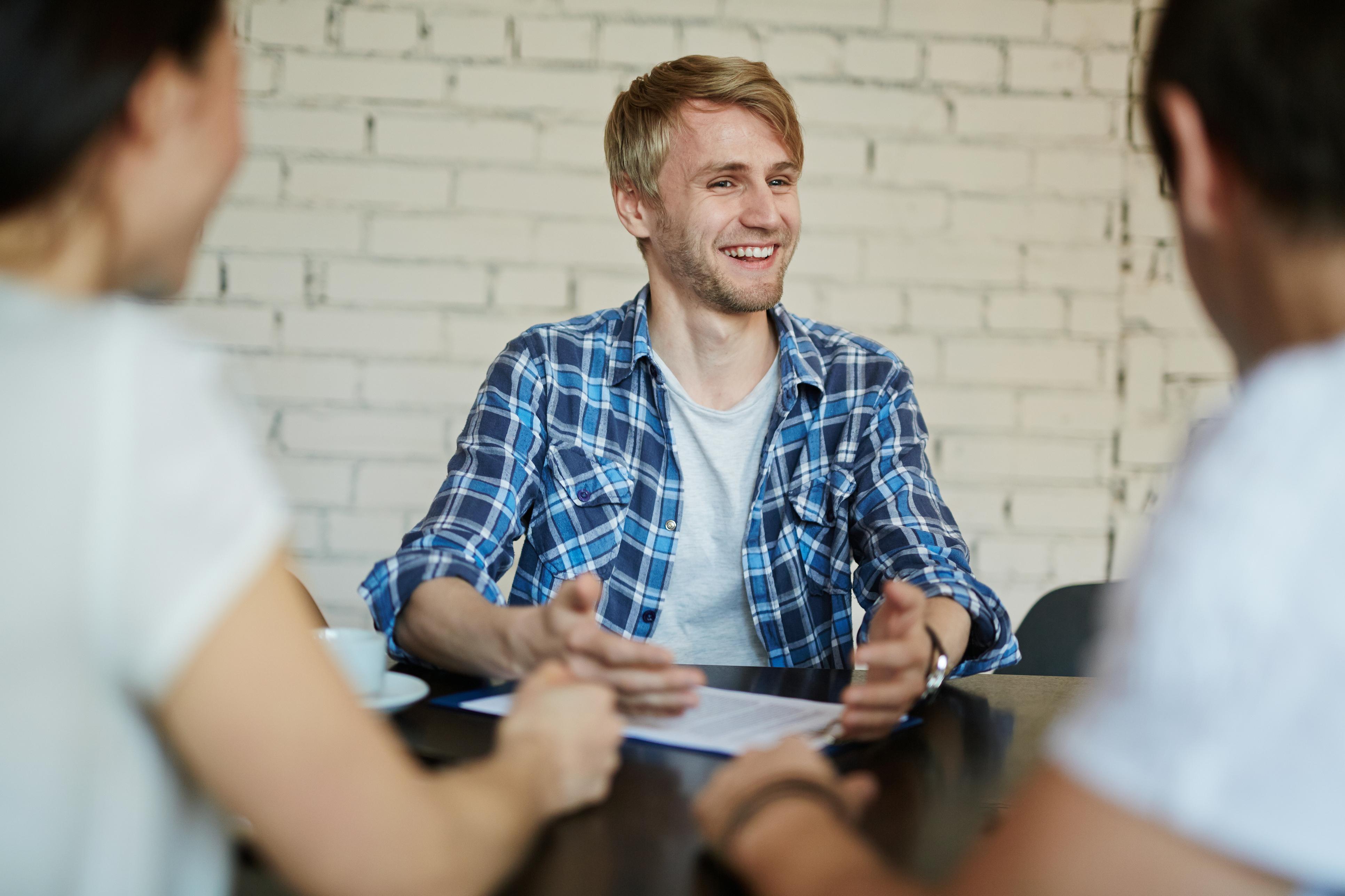 S-ryhmä löysi sopivat kesätyöntekijät pikahaastattelujen avulla. Kuva: iStock