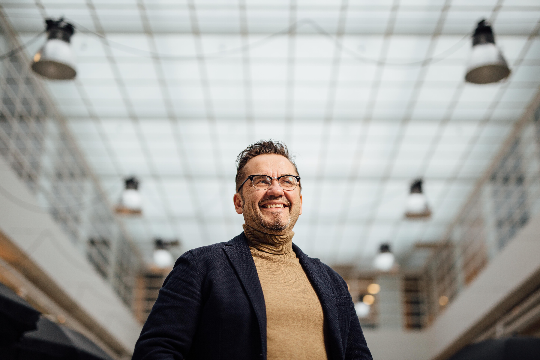 Jukka Kurttila Vastuullinen kesäduuni 2018 -kampanjan suojelijaksi. Kuva: Niko Jekkonen