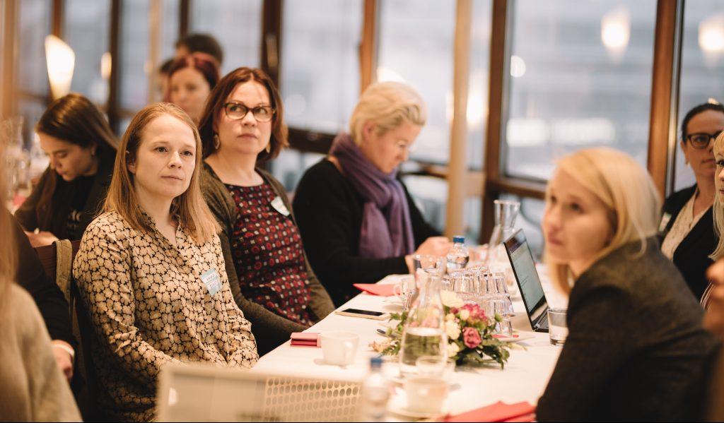 VKD18-starttiseminaarissa kehitettiin kesätyökäytäntöjä. Kuva: Niko Jekkonen